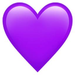 Image Of Purple Heart