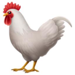 Rooster Emoji U 1f413