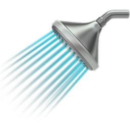 Shower Emoji U 1f6bf