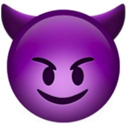 Sneaky emoji