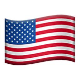 United States Emoji (U+1F1FA, U+1F1F8)