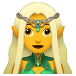 Image result for fairy emoji