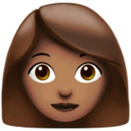Woman Medium Skin Tone Emoji U 1f469 U 1f3fd