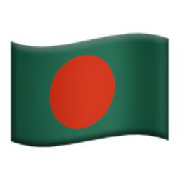 Bangladesh Emoji U 1f1e7 U 1f1e9