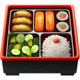 Bento Box Emoji U 1f371