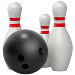 Bowling Emoji U 1f3b3