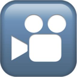 Cinema Emoji U 1f3a6
