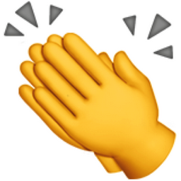 Clapping Hands Emoji U 1f44f That i can make your hands clap that i can make your hands clap (turn it up) that i can make your hands clap. iemoji com
