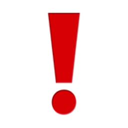 Exclamation Mark Emoji U 2757 U Fe0f