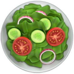 Salad emoji