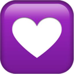 Heart Decoration Emoji U 1f49f