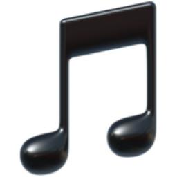 Musical Note Emoji U 1f3b5