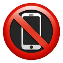 No Mobile Phones Emoji U 1f4f5