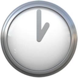 One O Clock Emoji U 1f550