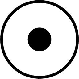 Optical Disc Icon Emoji U 1f5b8