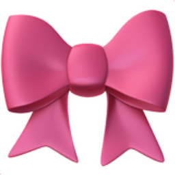 Ribbon Emoji U 1f380