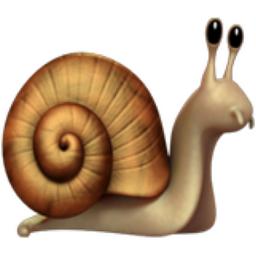 Snail Emoji U 1f40c