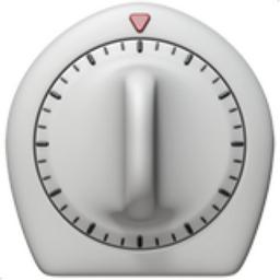 Timer Clock Emoji U 23f2