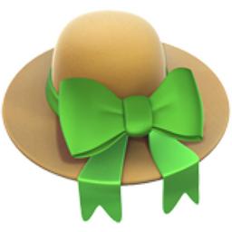 Woman S Hat Emoji U 1f452