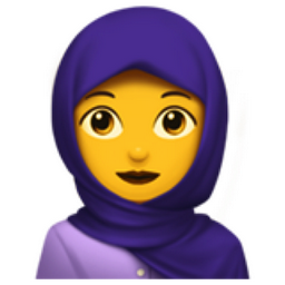 Girl Waving Emoji