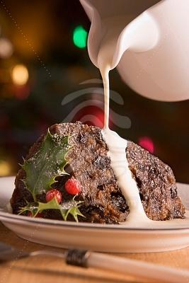 Božični puding
