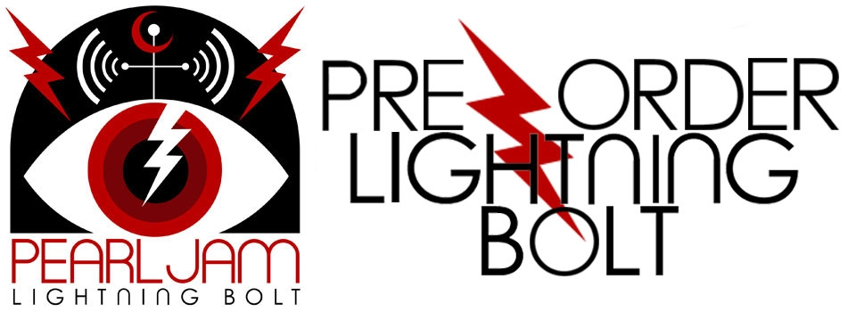 Das neue Pearl Jam Album Lightning Bolt