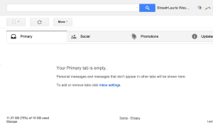How to get to Inbox ZERO with Gmail