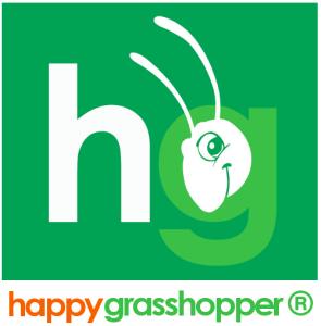 happy grashopper
