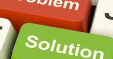 I got problems – you got solutions?