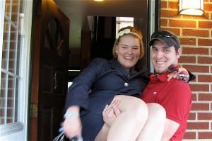 Josh and Vickie