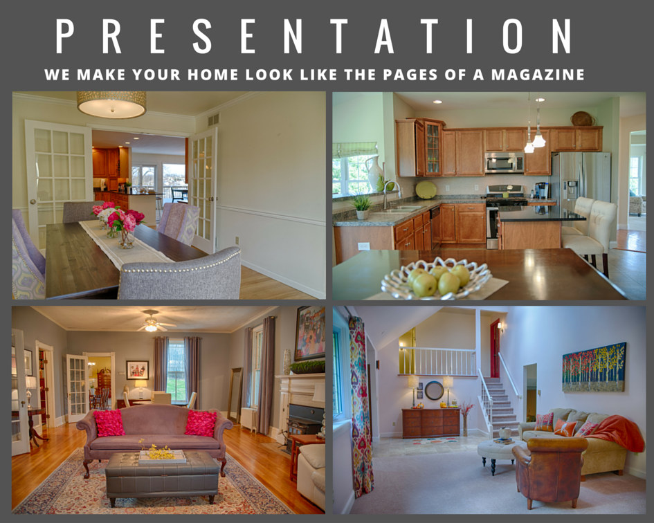 Professional Photography - You'll definitely attract more buyers when you have amazing photos.