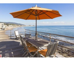 Malibu Road Beach Home For Sale Under $5m