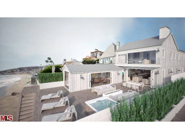 Doug Burdge Malibu Colony Beach Home For Sale - Malibu Beach Homes