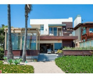 Malibu Beach House Sells on Broad Beach Road