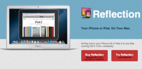 Real Estate Technology- Mirror your IPAD or IPHONE 4s to your Mac or Big Screen