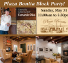 Plaza Bonita Block Party – $100 Gift Card For First 50 Attendees! 5-31-2015