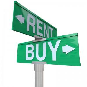 rent or buy in Kelowna