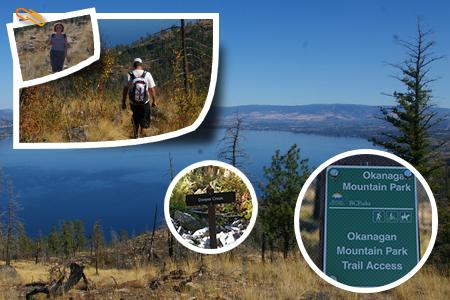 Okanagan Mountain Park with Andrew Smith