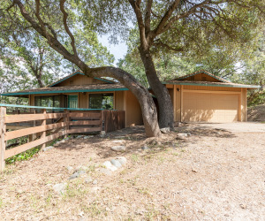 Wooded Oasis in Placerville