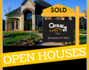 LOCAL OPEN HOUSES: March 12 & 13