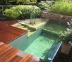 natural outdoor pools