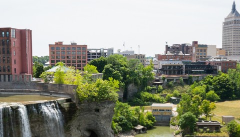 Rochester & Irondequoit