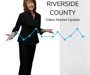 January 2019 Market Update for Riverside County, California