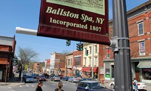 Ballston Spa