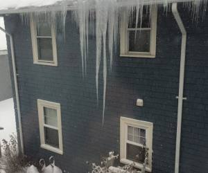 Icicles, Ice Dams, Your Home