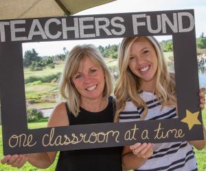 Teacher's Fund 6th Annual Golf Tournament
