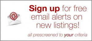 Sign up for new real estate listings in New Hampshire