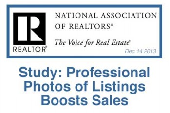 Professional real estate photos boost sales