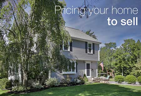 Pricing your New Hampshire home to sell