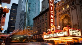 Theaters in the Loop, Chicago